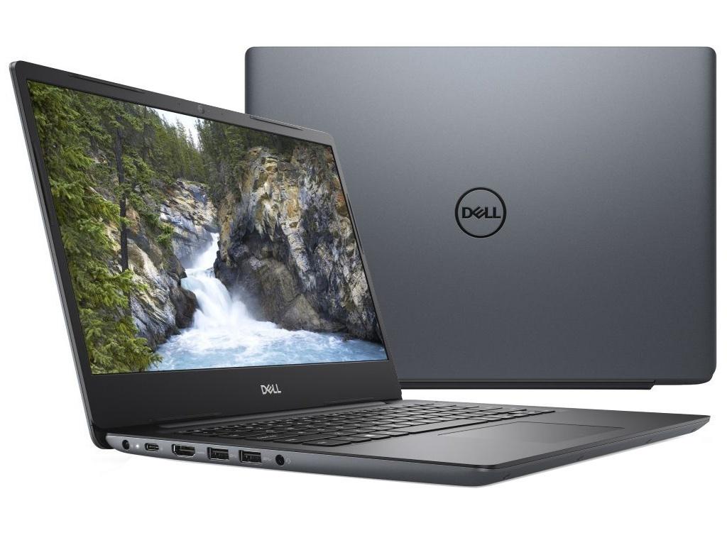 Ноутбук DELL Vostro 5481 5481-7365 /Linux Ubuntu/grey/WiFi/BT/Cam