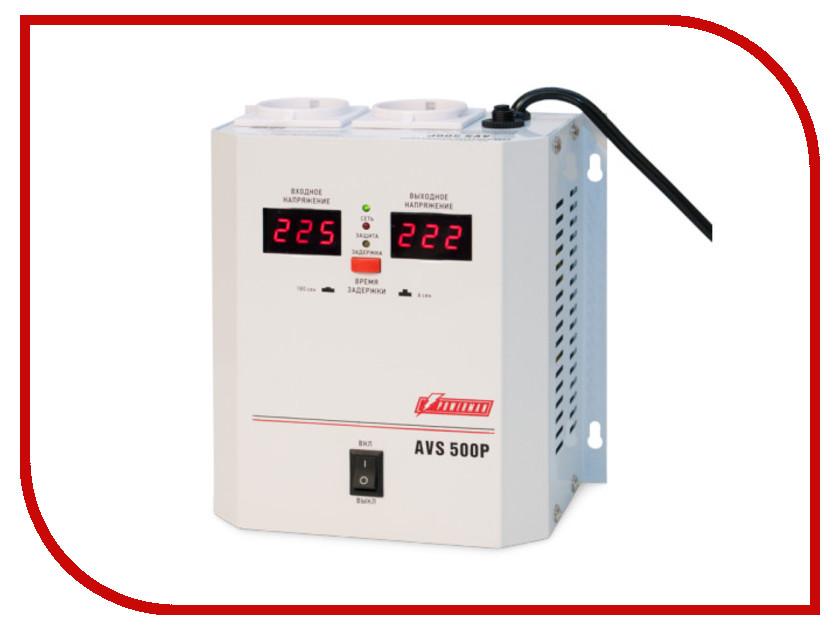 Стабилизатор PowerMan AVS 500 P