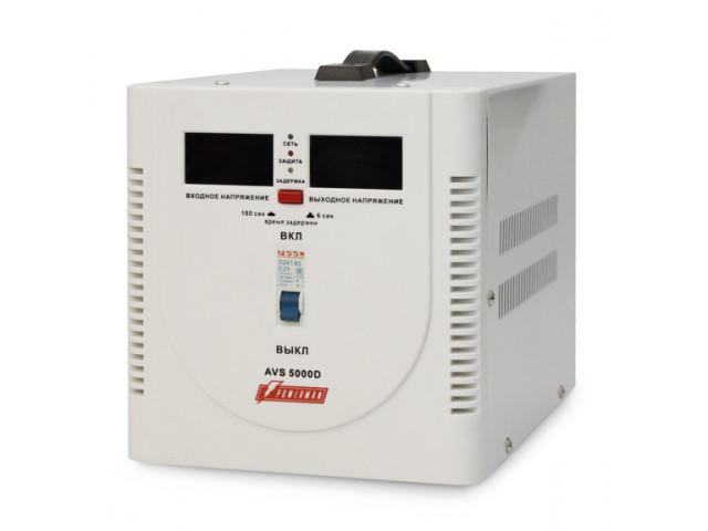 Стабилизатор PowerMan AVS 5000 D