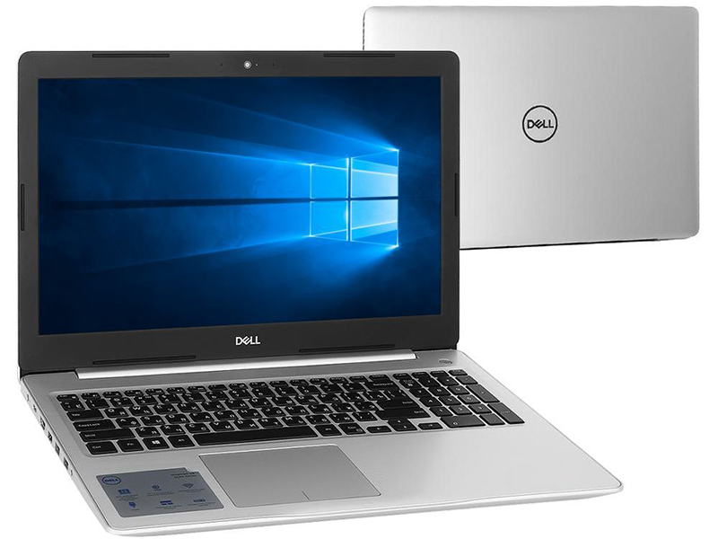 Ноутбук Dell Inspiron 5570 5570-3809 (Intel Core i5-7200U 2.5GHz/4096Mb/1000Gb/DVD-RW/AMD Radeon 530 4096Mb/Wi-Fi/Bluetooth/Cam/15.6/1920x1080/Windows 10 64-bit)