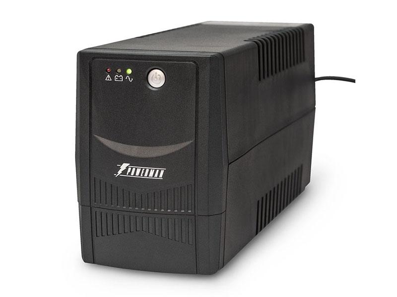Источник бесперебойного питания PowerMan UPS BackPro 800