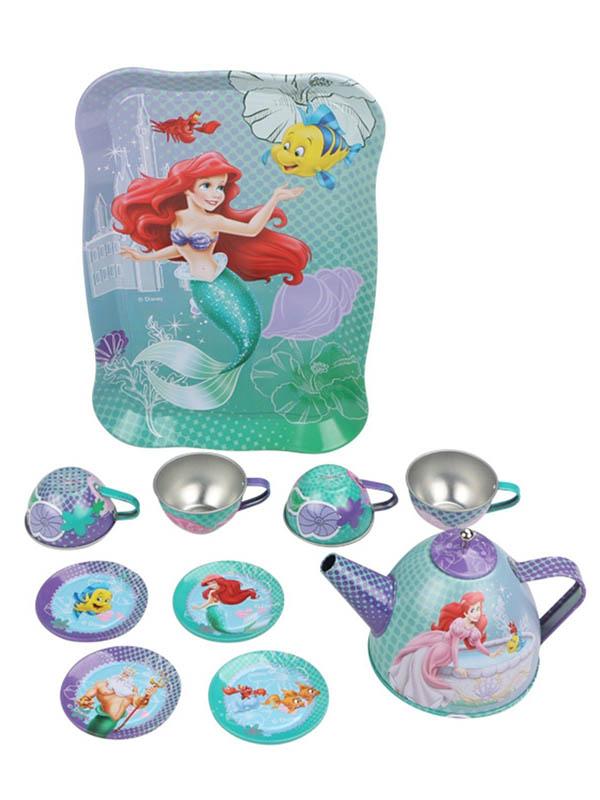 Набор чайной посуды Disney Принцесса Ариэль DSN0201-011 недорого
