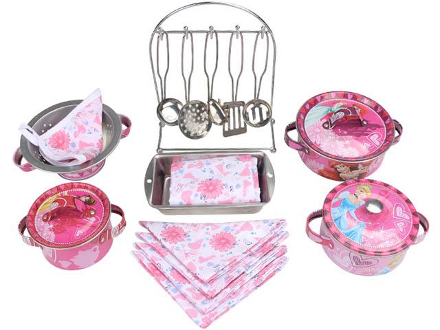 Набор кухонной посуды Disney Принцесса Королевское угощение DSN0201-004