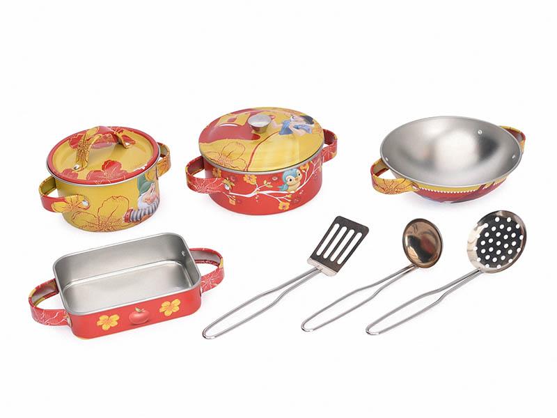 Набор кухонной посуды Disney Принцесса Белоснежка DSN0201-002