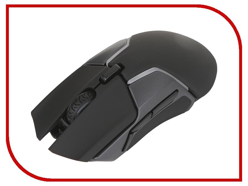 лучшая цена Мышь Steelseries Rival 650 Black