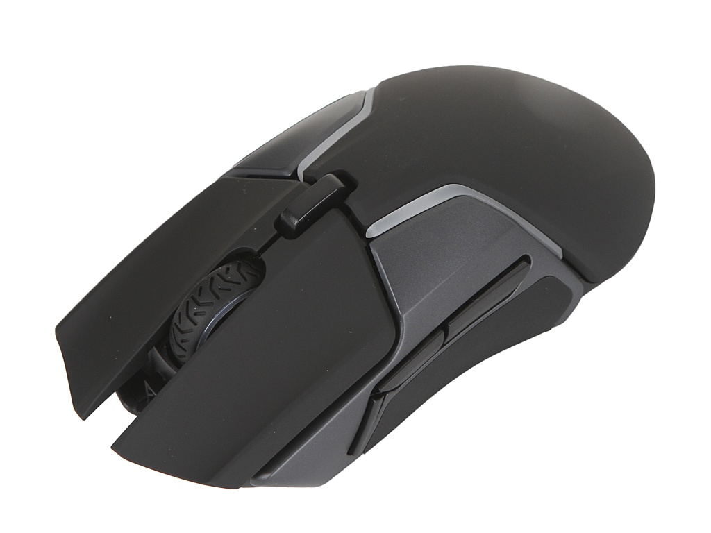 Мышь Steelseries Rival 650 Black 62456
