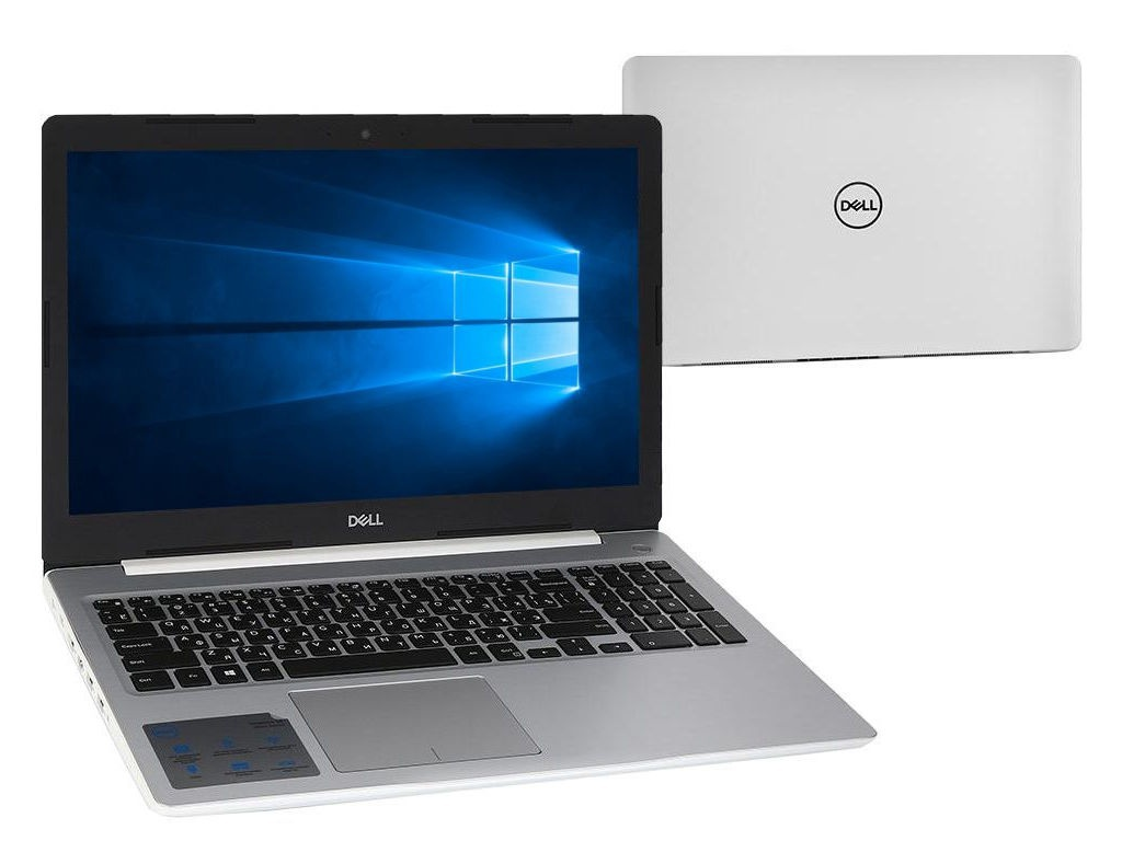 Ноутбук Dell Inspiron 5570 5570-3939 (Intel Core i5-7200U 2.5GHz/8192Mb/256Gb SSD/DVD-RW/AMD Radeon 530 4096Mb/Wi-Fi/Bluetooth/Cam/15.6/1920x1080/Windows 10 64-bit)