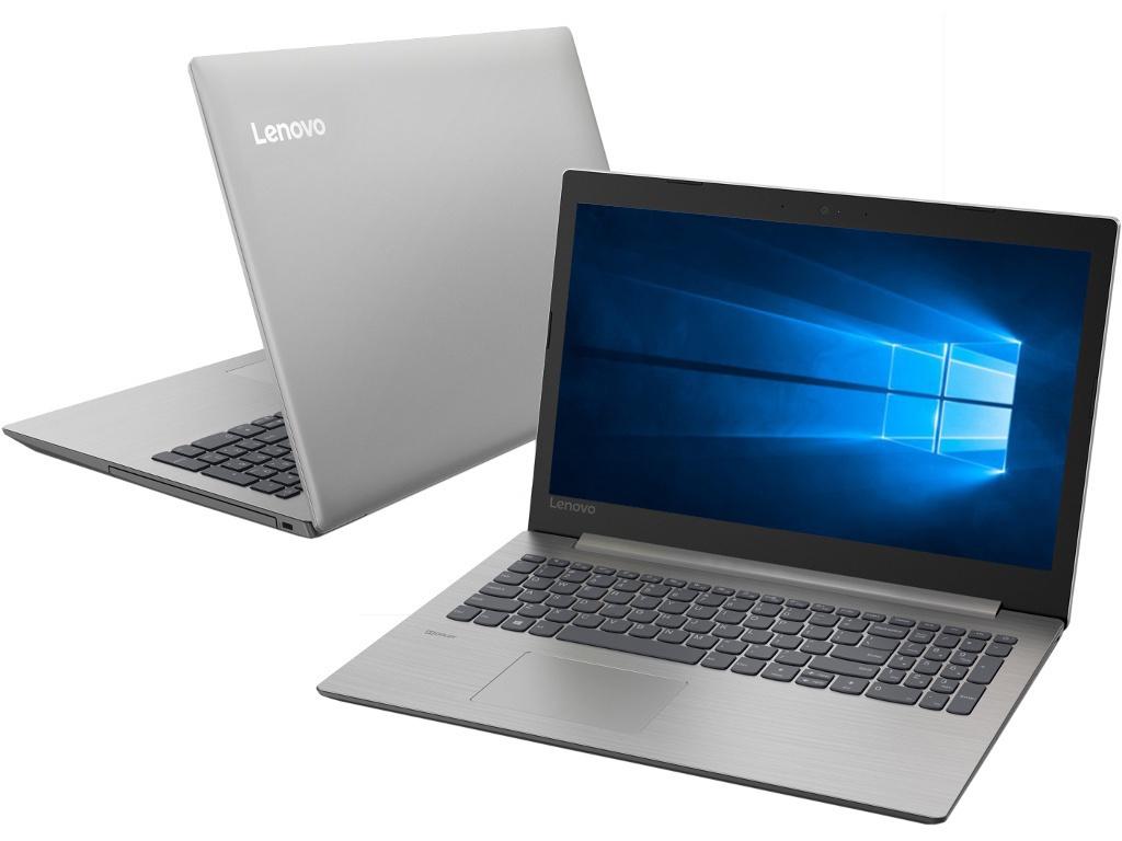 Ноутбук Lenovo IdeaPad 330-15AST Grey 81D600LHRU (AMD A4-9125 2.3 GHz/8192Mb/128Gb SSD/AMD Radeon R3/Wi-Fi/Bluetooth/Cam/15.6/1366x768/Windows 10 Home 64-bit)