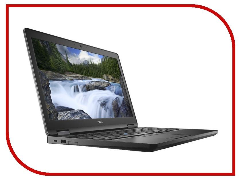 Ноутбук Dell Latitude 5590 5590-6801 (Intel Core i5-7300U 2.6GHz/8192Mb/256Gb SSD/Intel HD Graphics/Wi-Fi/Bluetooth/Cam/15.6/1920x1080/Linux)