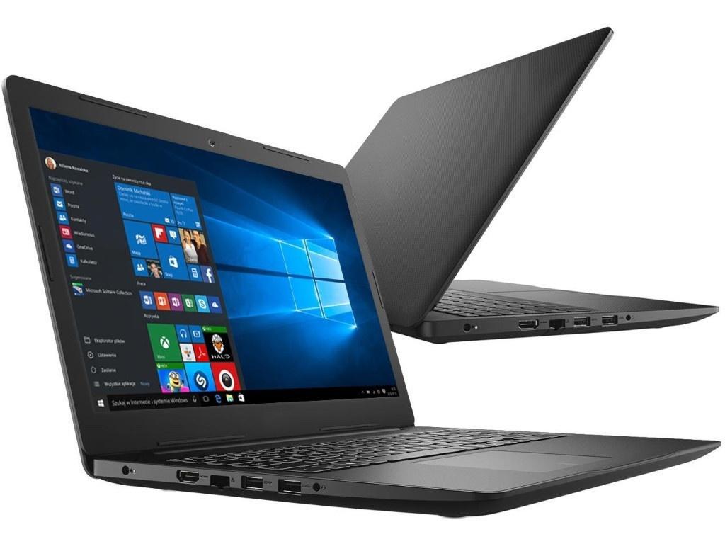 Ноутбук Dell Vostro 3580 3580-4462 (Intel Core i5-8265U 1.6GHz/4096Mb/1000Gb/DVD-RW/AMD Radeon 520 2048Mb/Wi-Fi/Bluetooth/Cam/15.6/1920x1080/Windows 10 64-bit)
