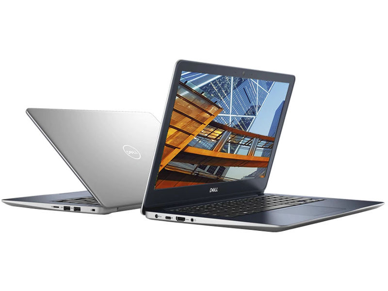 Ноутбук Dell Vostro 5370 5370-7994 (Intel Core i5-8250U 1.6GHz/8192Mb/256Gb SSD/No ODD/AMD Radeon 530 2048Mb/Wi-Fi/Bluetooth/Cam/13.3/1920x1080/Windows 10 64-bit) 911 7994 013
