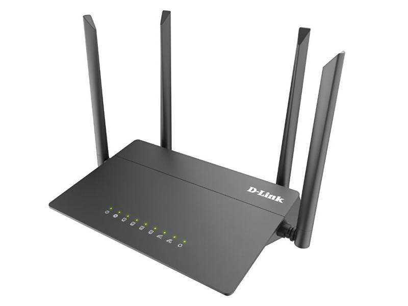 Wi-Fi роутер D-link DIR-822