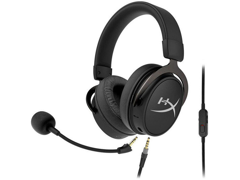 Наушники HyperX Cloud Mix Wired Black