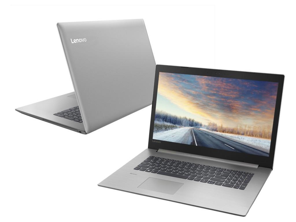 Ноутбук Lenovo IdeaPad 330-17IKB Grey 81DM00D7RU (Intel Core i3-7020U 2.3 GHz/8192Mb/1000Gb+256Gb SSD/Intel HD Graphics/Wi-Fi/Bluetooth/Cam/17.3/1600x900/DOS)