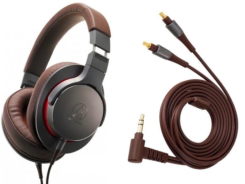 Наушники Audio-Technica ATH-MSR7B GM — ATH-MSR7BGM