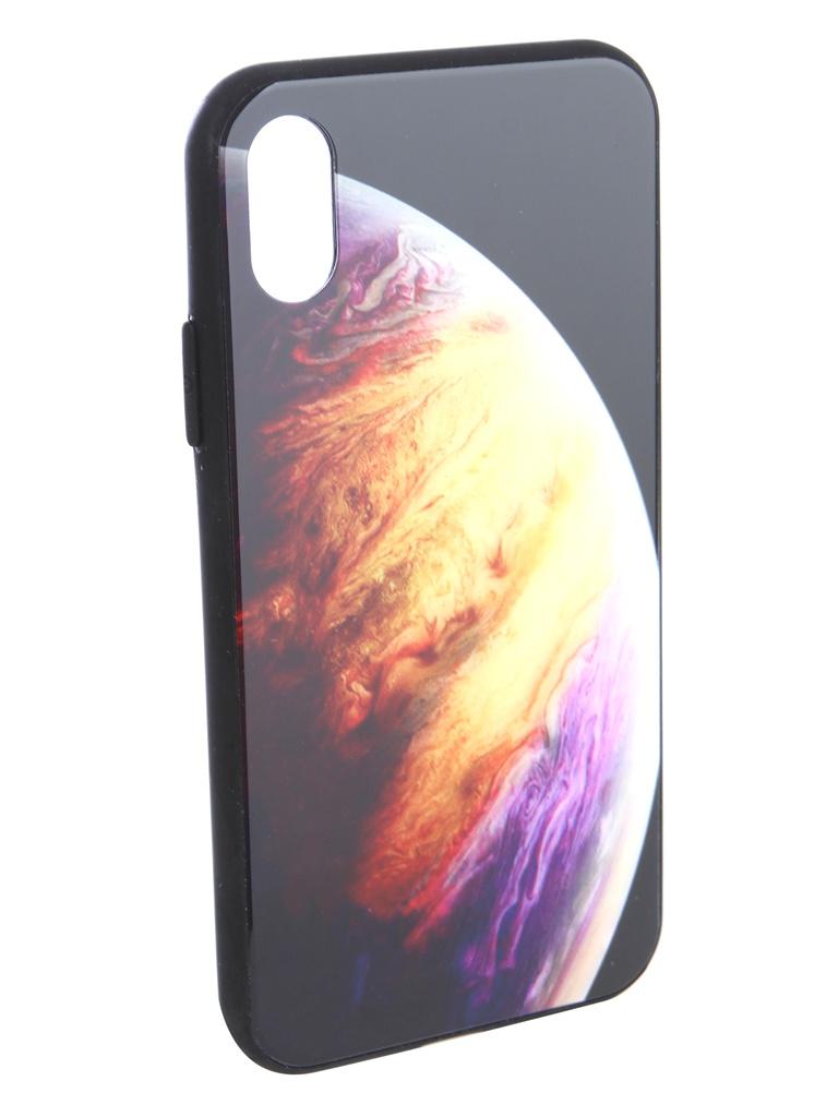 Аксессуар Чехол Krutoff для APPLE iPhone XS 12075