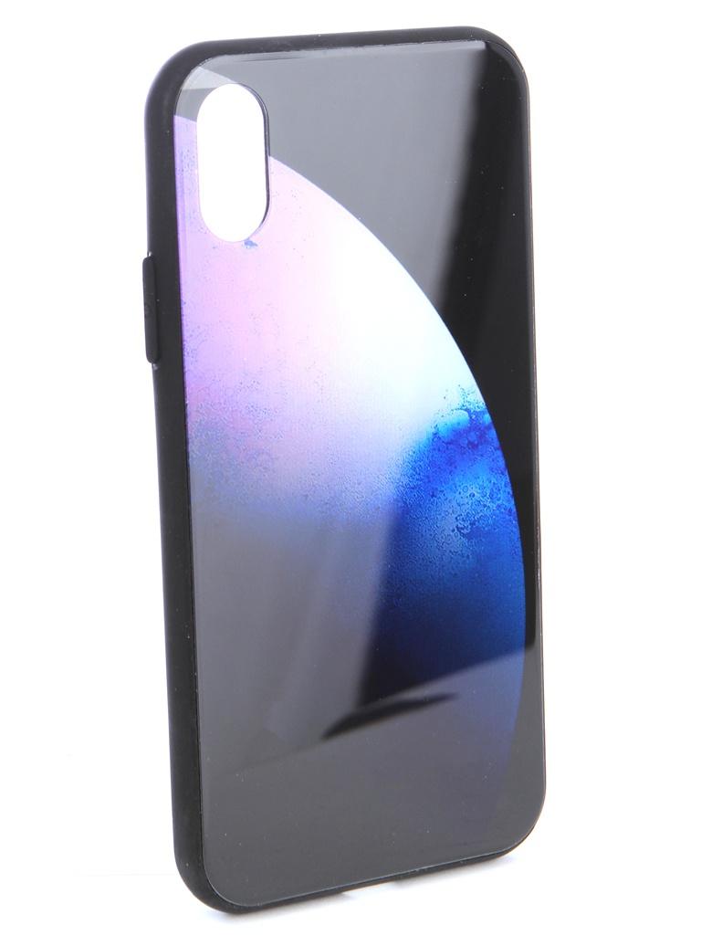 Чехол Krutoff для APPLE iPhone XS 12078