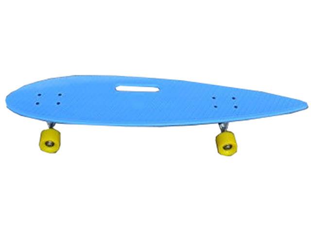 Скейт Ateox FTS004 Light Blue