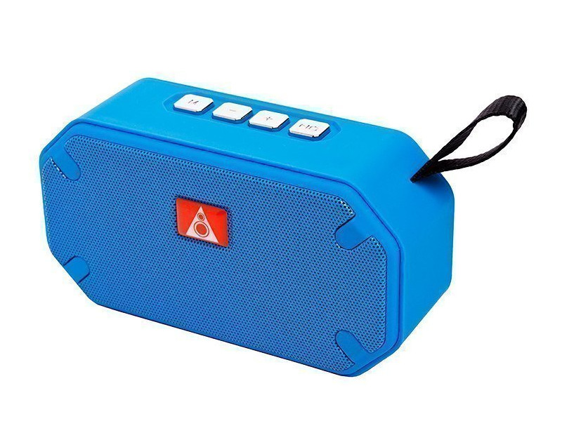 Колонка Activ Mini E6+ Blue 95065