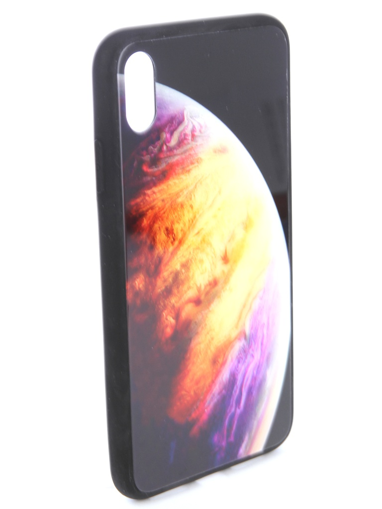 Аксессуар Чехол Krutoff для APPLE iPhone XS Max 12077
