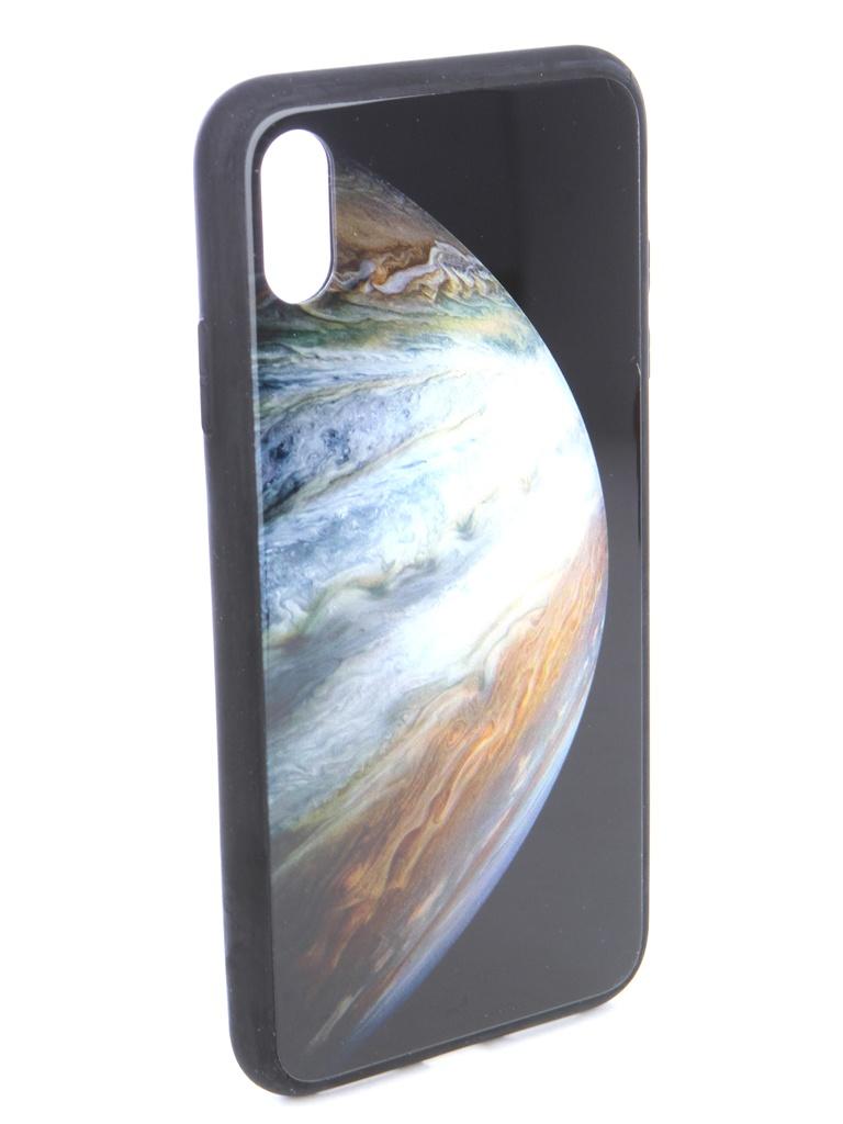 Аксессуар Чехол Krutoff для APPLE iPhone XS Max 12080