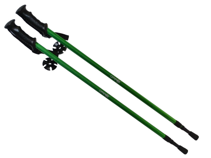 Палки Ateox SP058 110-135cm Green
