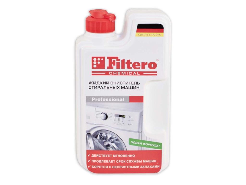 Очиститель для стиральных машин Filtero 902