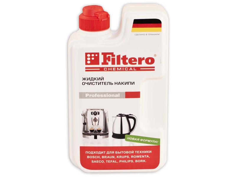 Аксессуар Универсальный очиститель накипи Filtero 605
