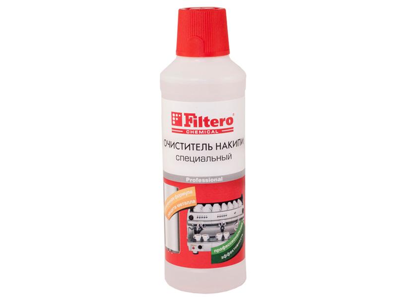 Аксессуар Специальный очиститель накипи Filtero 607