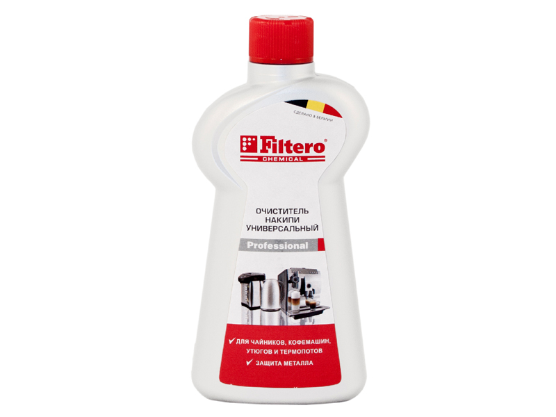 Аксессуар Универсальный очиститель накипи Filtero 606