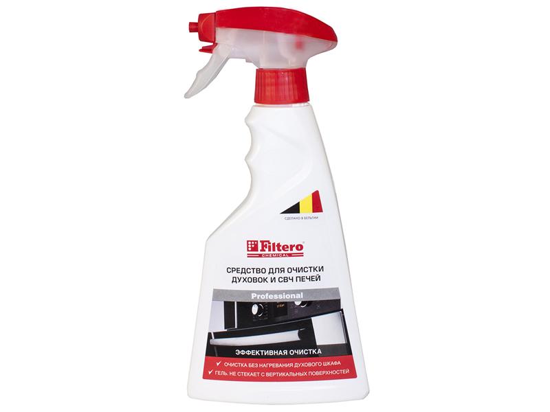 Аксессуар Средство для чистки духовок и СВЧ печей Filtero 411