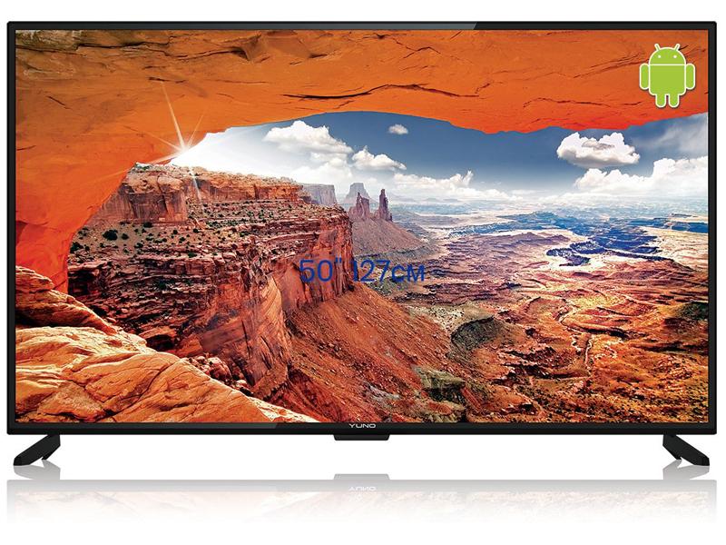 лучшая цена Телевизор Yuno ULX-50UTCS328