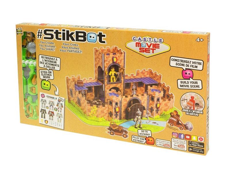 Игрушка Stikbot Замок TST623C