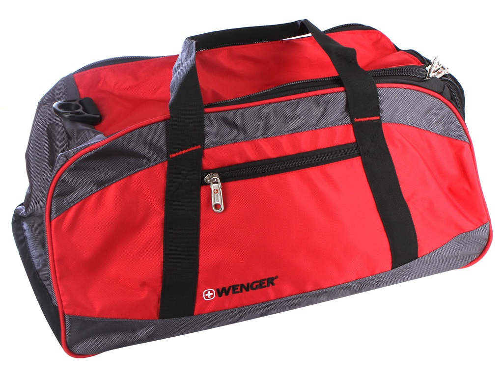 Сумка Wenger Mini Soft Duffle 52х25х30cm Red 52744165