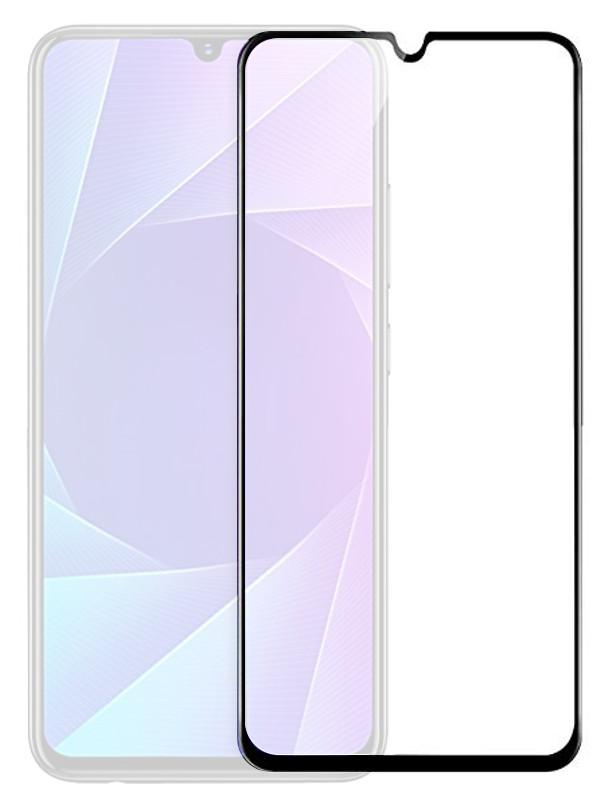 Защитное стекло Zibelino для Vivo Y95/Y91/Y93 TG 5D Black ZTG-5D-VIV-Y95-BLK