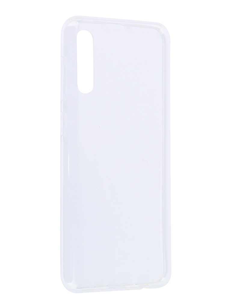 Чехол Zibelino для Samsung A50 Galaxy A505 2019 Ultra Thin Case Transparent ZUTC-SAM-A505-WHT