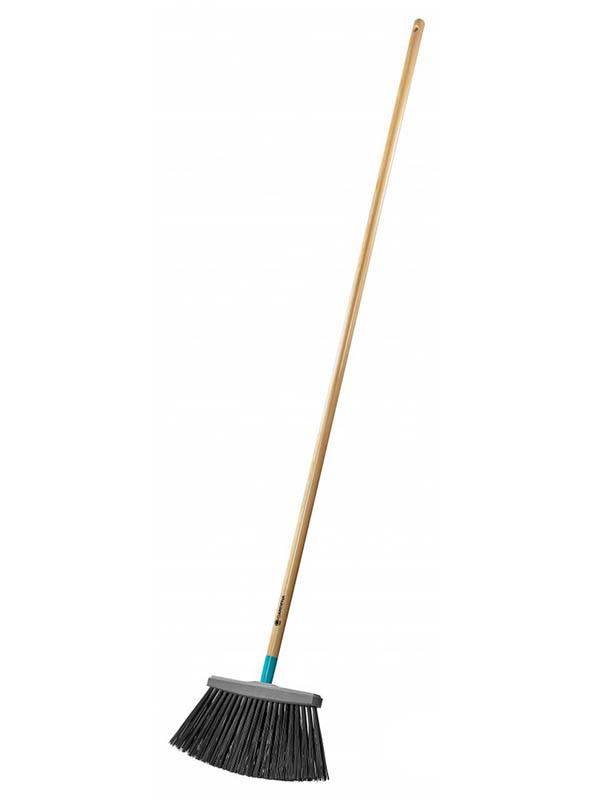 Щетка для террасы Gardena ClassicLine 17205-20.000.00 щетка gardena 03605 20 000 00
