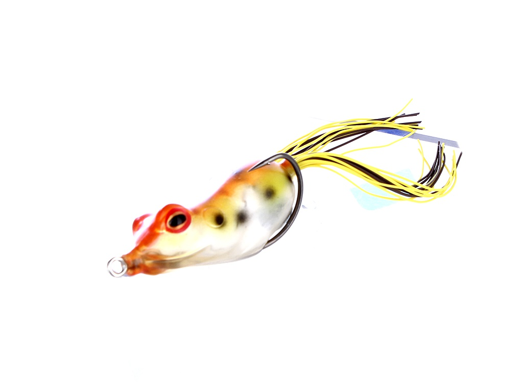 Приманка Daiwa Steez Frog Jr. Clear Toad 07430120