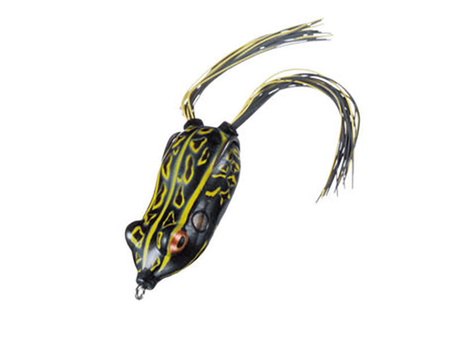 Воблер Daiwa Steez Frog Jr. Black-Yellow 07430119