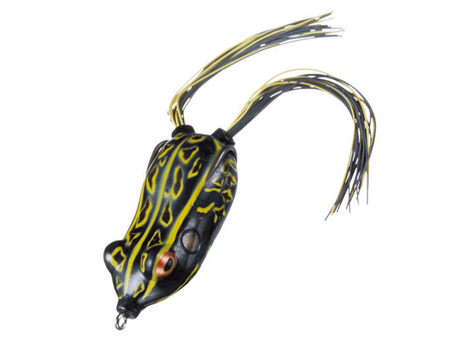 Воблер Daiwa Steez Frog Black-Yellow 07430099