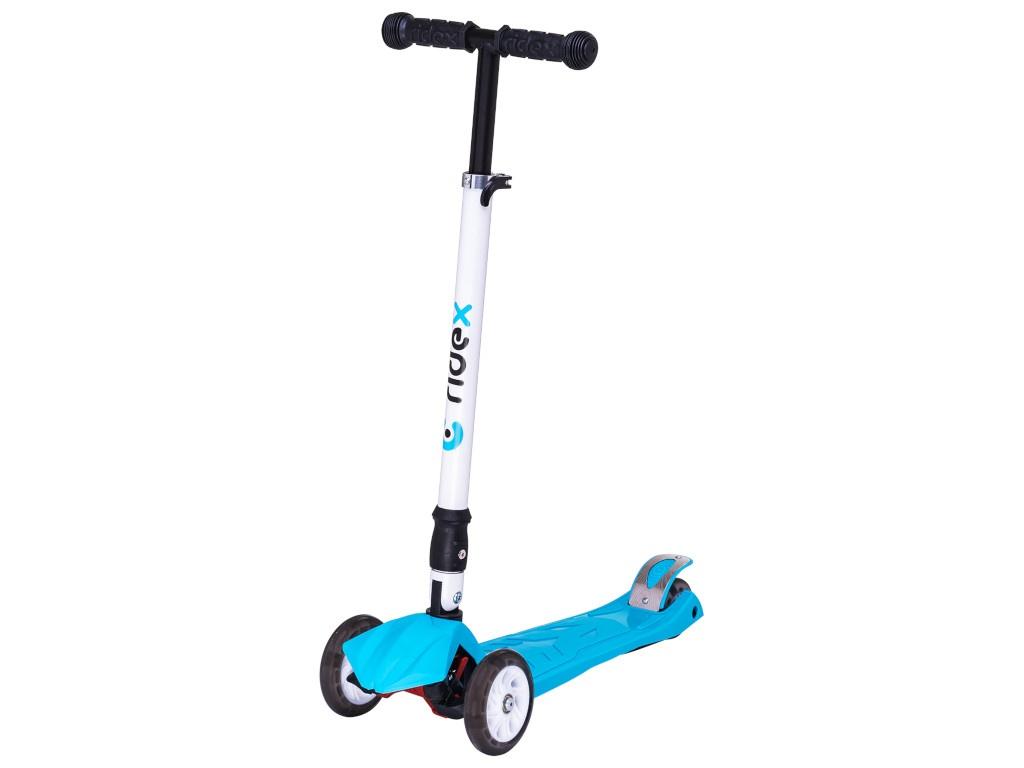 Самокат Ridex 3D Smart 120/80 Blue