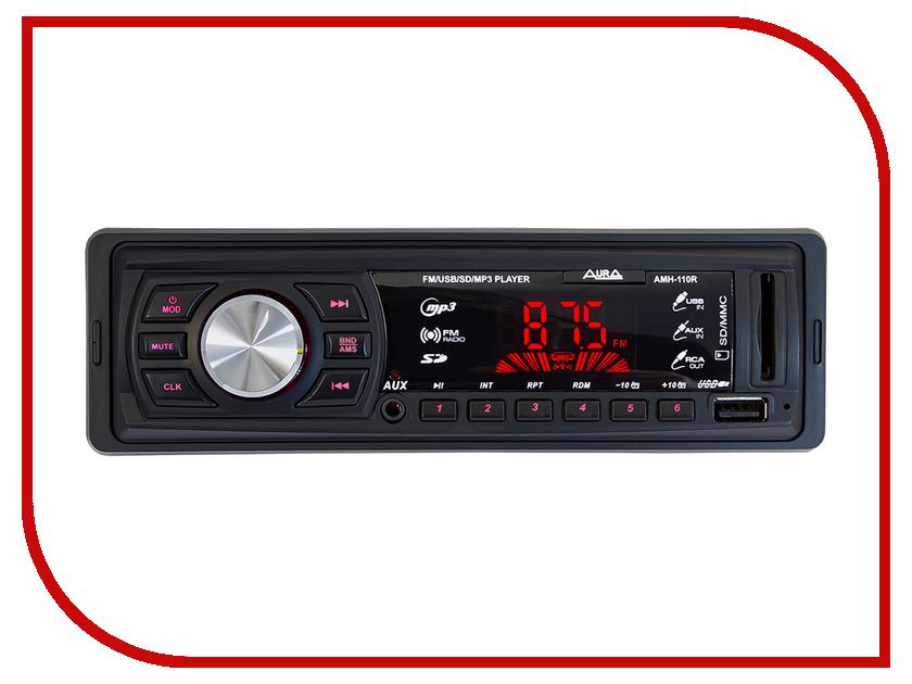 Автомагнитола Aura AMH-110R автоакустика aura sx a525
