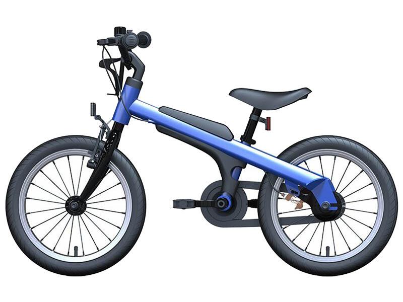 Велосипед Xiaomi Ninebot Kids Sports Bike 14 Boys Blue