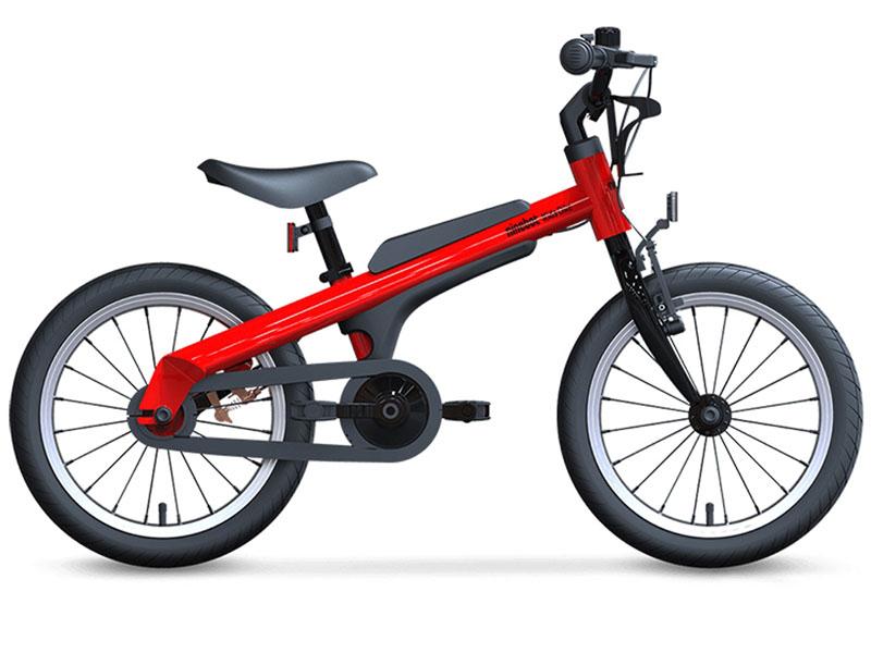 Велосипед Xiaomi Ninebot Kids Sports Bike 16 Boys Red