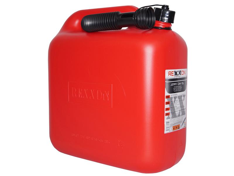 Канистра Rexxon 10L 1-01-2-1-0