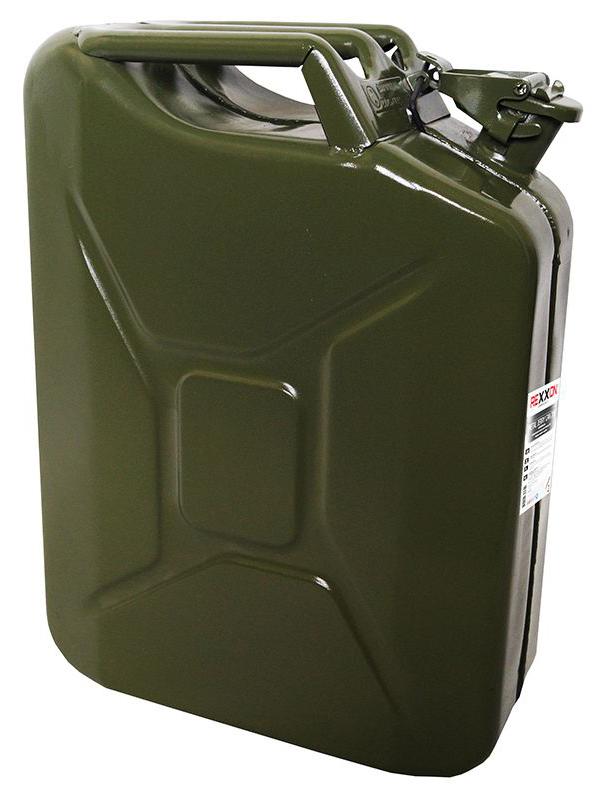 Канистра Rexxon КС-20 20L 434710 канистра autoprofi kan 200 20l