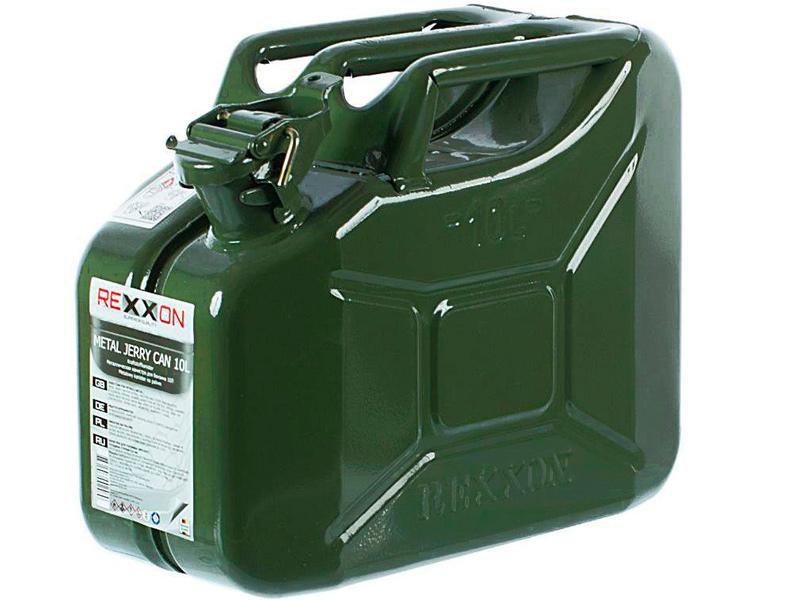 Канистра Rexxon Стандарт 10L 434610