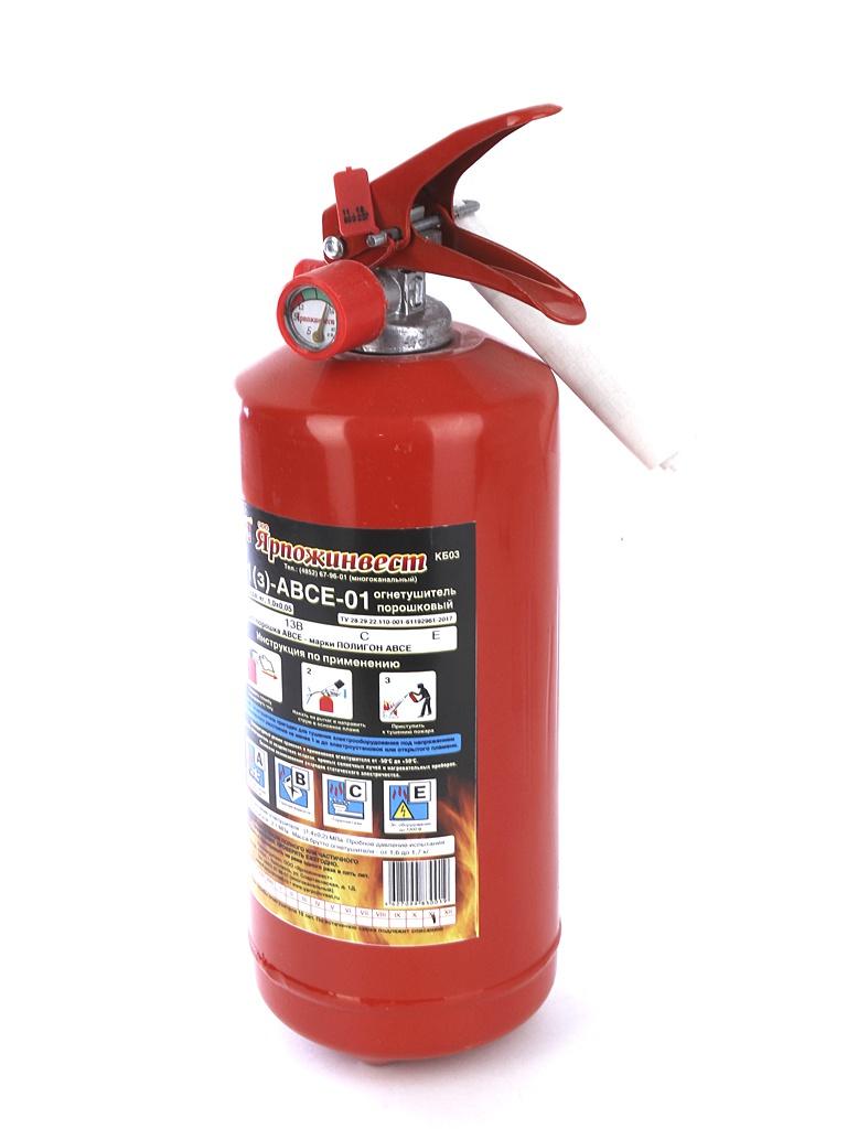 Огнетушитель Rexxon ОП-1 1-09-1-0-0