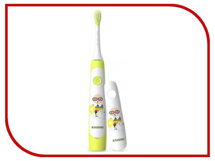 Зубная электрощетка Xiaomi Soocas Сhildrens Electric ToothBrush C1 Yellow зубная электрощетка xiaomi soocas сhildrens electric toothbrush c1 yellow