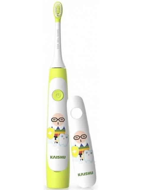 Зубная электрощетка Xiaomi Soocas Сhildrens Electric ToothBrush C1 Yellow